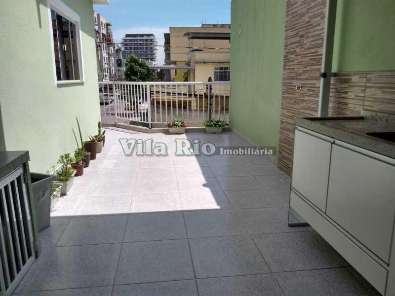 TERRAÇO 1 - Apartamento 2 quartos à venda Vista Alegre, Rio de Janeiro - R$ 450.000 - VAP20691 - 28
