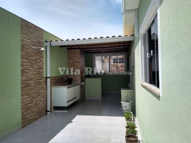 TERRAÇO 3 - Apartamento 2 quartos à venda Vista Alegre, Rio de Janeiro - R$ 450.000 - VAP20691 - 30