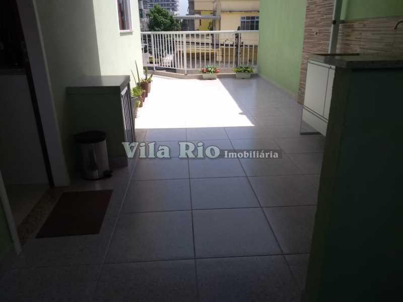 TERRAÇO 4 - Apartamento 2 quartos à venda Vista Alegre, Rio de Janeiro - R$ 450.000 - VAP20691 - 31