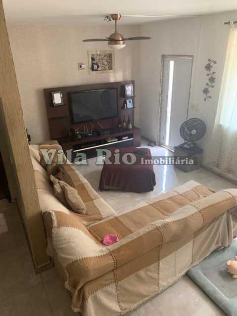 SALA. - Casa em Condomínio 3 quartos à venda Vista Alegre, Rio de Janeiro - R$ 850.000 - VCN30013 - 1