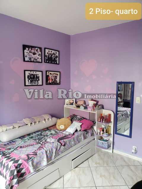 QUARTO 1. - Casa em Condomínio 3 quartos à venda Vista Alegre, Rio de Janeiro - R$ 850.000 - VCN30013 - 3