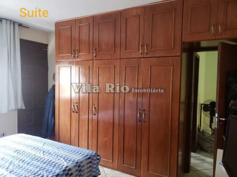 QUARTO 2. - Casa em Condomínio 3 quartos à venda Vista Alegre, Rio de Janeiro - R$ 850.000 - VCN30013 - 4