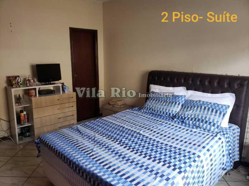 QUARTO 3. - Casa em Condomínio 3 quartos à venda Vista Alegre, Rio de Janeiro - R$ 850.000 - VCN30013 - 5