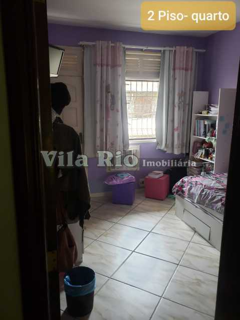 QUARTO 6. - Casa em Condomínio 3 quartos à venda Vista Alegre, Rio de Janeiro - R$ 850.000 - VCN30013 - 8