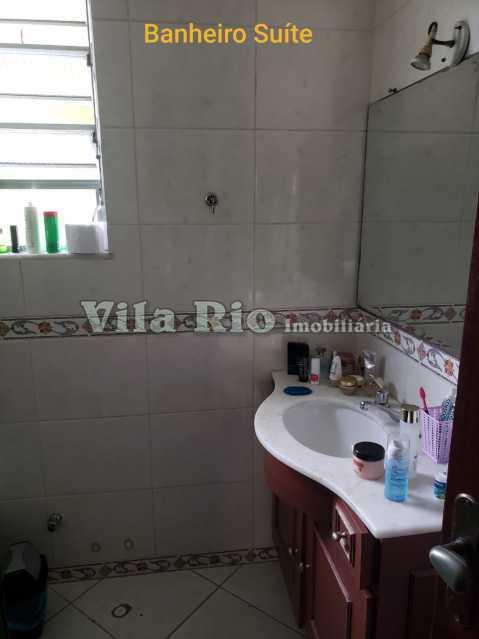 BANHEIRO 1. - Casa em Condomínio 3 quartos à venda Vista Alegre, Rio de Janeiro - R$ 850.000 - VCN30013 - 9