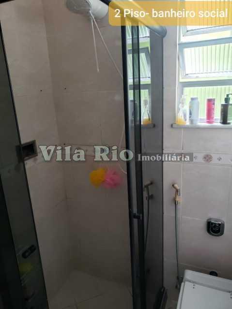 BANHEIRO 2. - Casa em Condomínio 3 quartos à venda Vista Alegre, Rio de Janeiro - R$ 850.000 - VCN30013 - 10