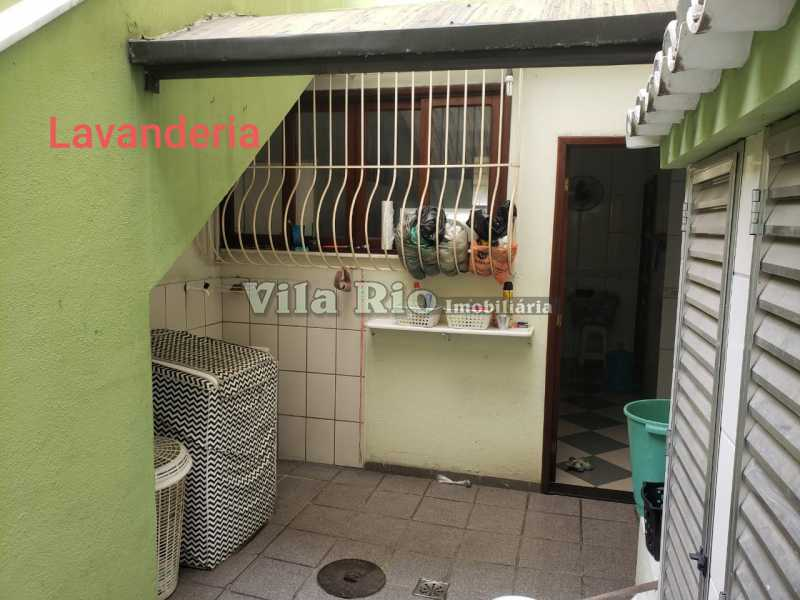 LAVANDERIA. - Casa em Condomínio 3 quartos à venda Vista Alegre, Rio de Janeiro - R$ 850.000 - VCN30013 - 15