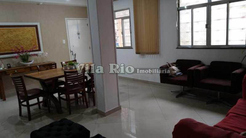 Sala.1 - Casa 2 quartos à venda Vista Alegre, Rio de Janeiro - R$ 950.000 - VCA20067 - 3