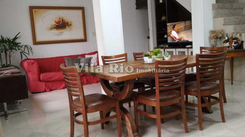 Sala.2 - Casa 2 quartos à venda Vista Alegre, Rio de Janeiro - R$ 950.000 - VCA20067 - 4