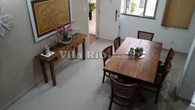 Sala.3 - Casa 2 quartos à venda Vista Alegre, Rio de Janeiro - R$ 950.000 - VCA20067 - 5