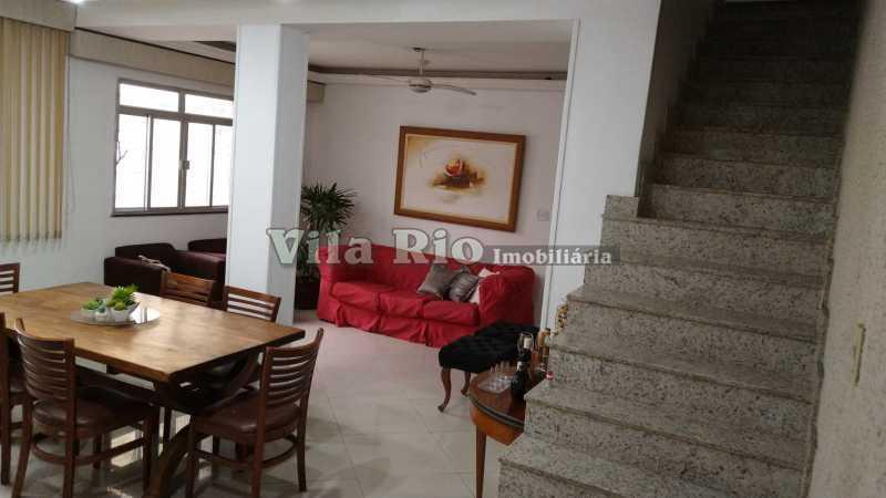 Sala.5 - Casa 2 quartos à venda Vista Alegre, Rio de Janeiro - R$ 950.000 - VCA20067 - 6