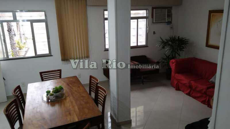 Sala - Casa 2 quartos à venda Vista Alegre, Rio de Janeiro - R$ 950.000 - VCA20067 - 9