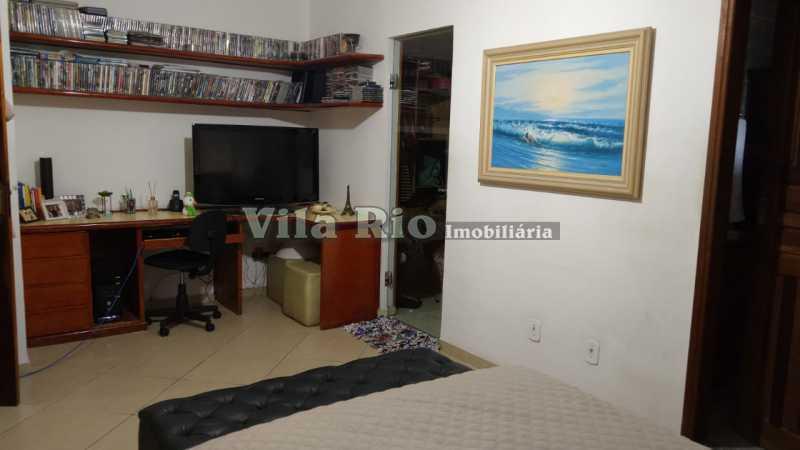Quarto 1.1 - Casa 2 quartos à venda Vista Alegre, Rio de Janeiro - R$ 950.000 - VCA20067 - 10