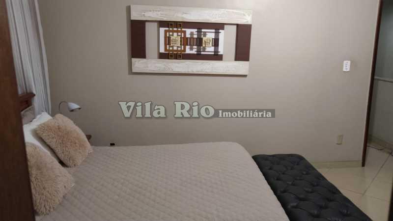Quarto 1.2 - Casa 2 quartos à venda Vista Alegre, Rio de Janeiro - R$ 950.000 - VCA20067 - 11