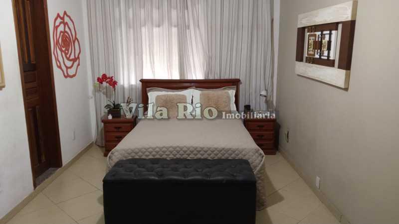 Quarto 1.3 - Casa 2 quartos à venda Vista Alegre, Rio de Janeiro - R$ 950.000 - VCA20067 - 12