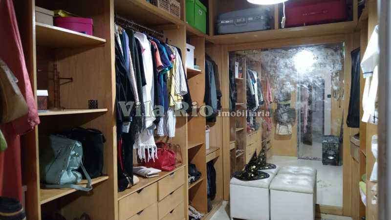 Closet - Casa 2 quartos à venda Vista Alegre, Rio de Janeiro - R$ 950.000 - VCA20067 - 15