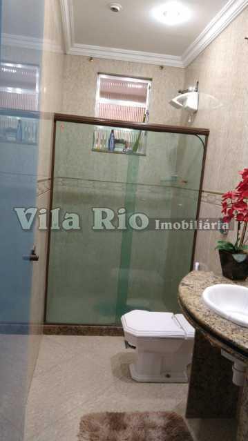 Banheiro social - Casa 2 quartos à venda Vista Alegre, Rio de Janeiro - R$ 950.000 - VCA20067 - 18