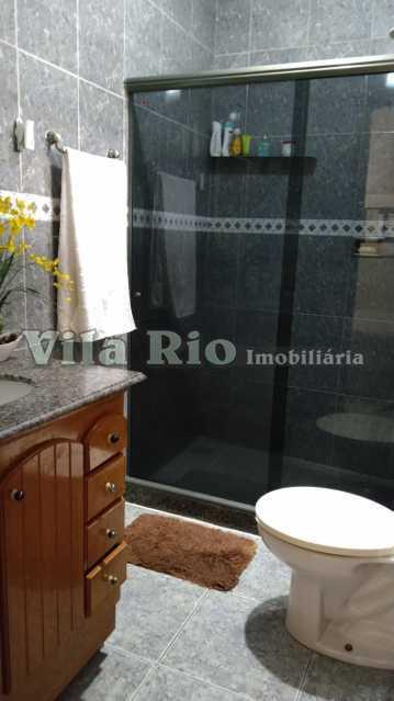 Banheiro suíte - Casa 2 quartos à venda Vista Alegre, Rio de Janeiro - R$ 950.000 - VCA20067 - 19