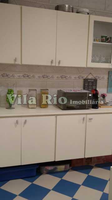 Cozinha.4 - Casa 2 quartos à venda Vista Alegre, Rio de Janeiro - R$ 950.000 - VCA20067 - 21