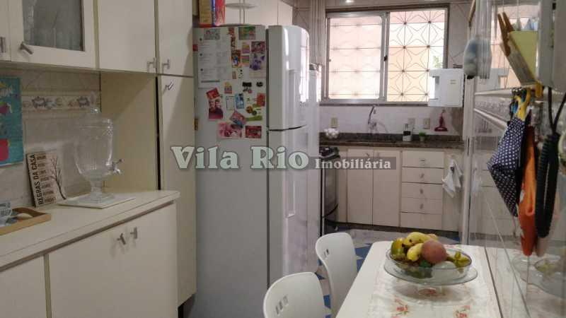 Cozinha - Casa 2 quartos à venda Vista Alegre, Rio de Janeiro - R$ 950.000 - VCA20067 - 22