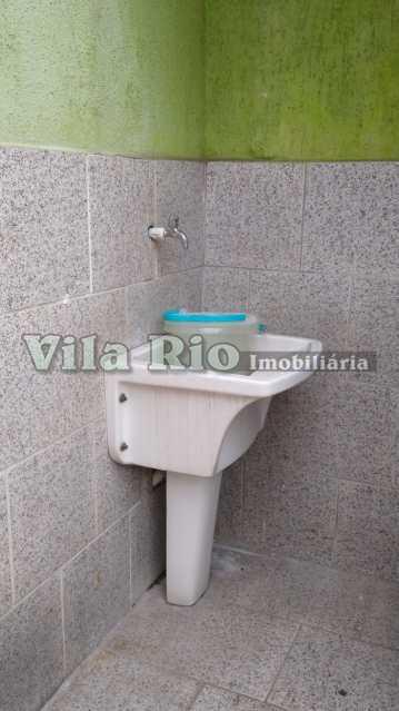 Lavanderia - Casa 2 quartos à venda Vista Alegre, Rio de Janeiro - R$ 950.000 - VCA20067 - 25