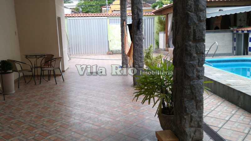 Área externa.1 - Casa 2 quartos à venda Vista Alegre, Rio de Janeiro - R$ 950.000 - VCA20067 - 26