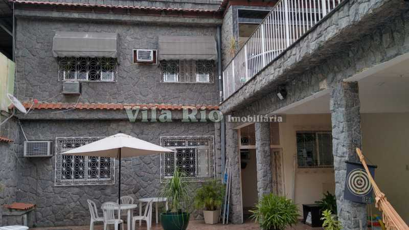Área externa.2 - Casa 2 quartos à venda Vista Alegre, Rio de Janeiro - R$ 950.000 - VCA20067 - 27