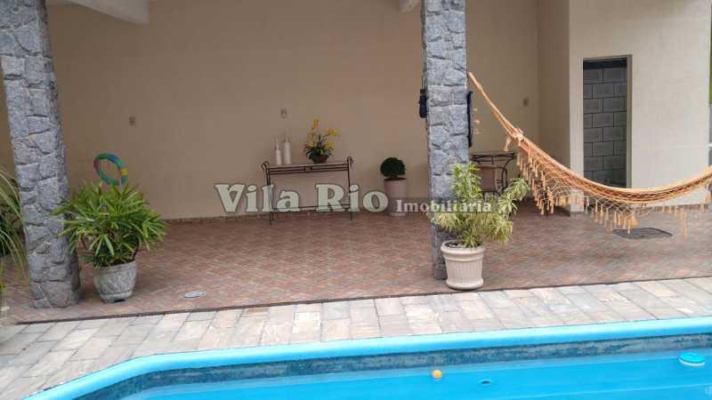 Área externa - Casa 2 quartos à venda Vista Alegre, Rio de Janeiro - R$ 950.000 - VCA20067 - 28