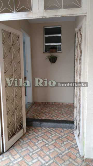 Entrada - Casa 2 quartos à venda Vista Alegre, Rio de Janeiro - R$ 950.000 - VCA20067 - 30