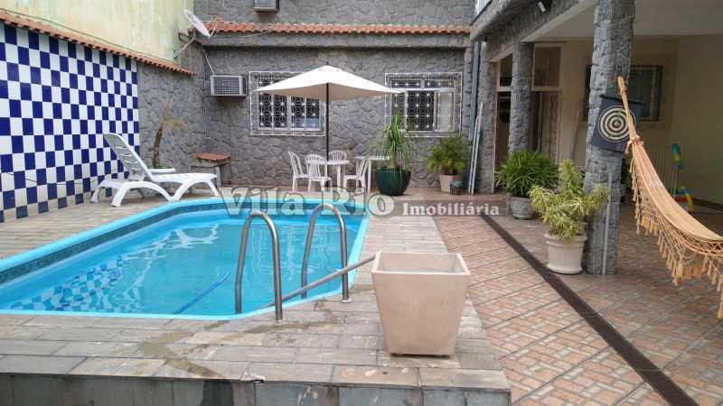 Piscina.1 - Casa 2 quartos à venda Vista Alegre, Rio de Janeiro - R$ 950.000 - VCA20067 - 31