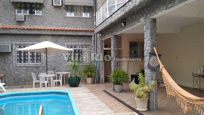 Piscina.3 - Casa 2 quartos à venda Vista Alegre, Rio de Janeiro - R$ 950.000 - VCA20067 - 1