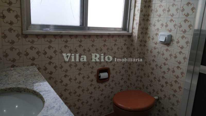 BANHEIRO 1. - Apartamento 2 quartos à venda Vista Alegre, Rio de Janeiro - R$ 340.000 - VAP20696 - 10