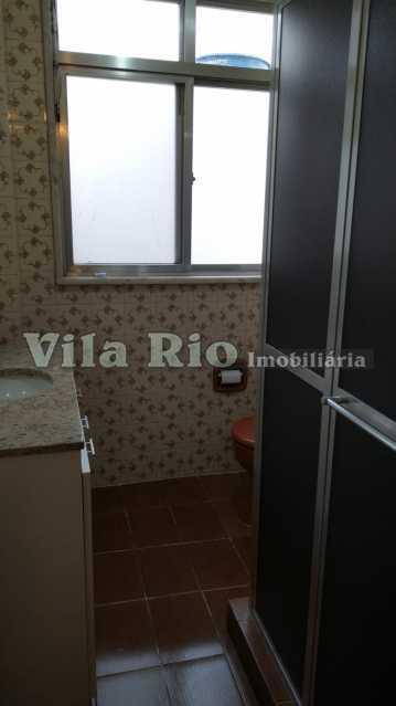 BANHEIRO 4. - Apartamento 2 quartos à venda Vista Alegre, Rio de Janeiro - R$ 340.000 - VAP20696 - 13