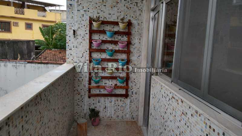 VARANDA 1. - Apartamento 2 quartos à venda Vista Alegre, Rio de Janeiro - R$ 340.000 - VAP20696 - 20
