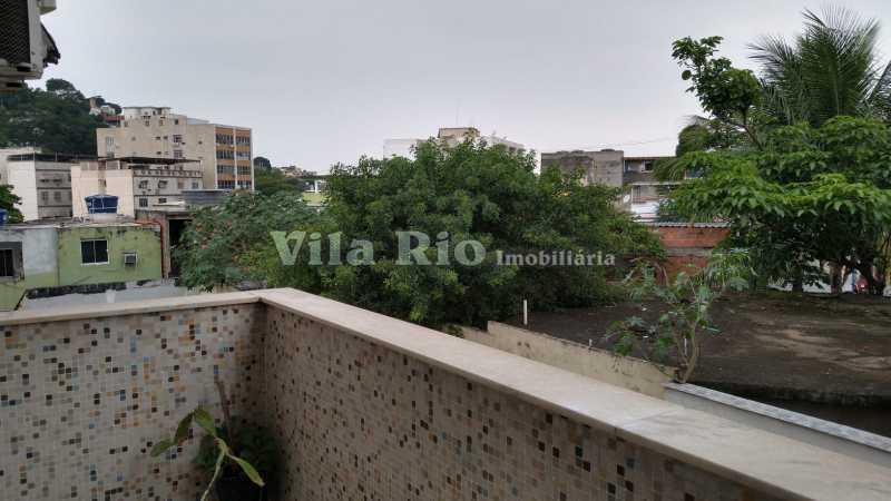 VARANDA 2. - Apartamento 2 quartos à venda Vista Alegre, Rio de Janeiro - R$ 340.000 - VAP20696 - 21