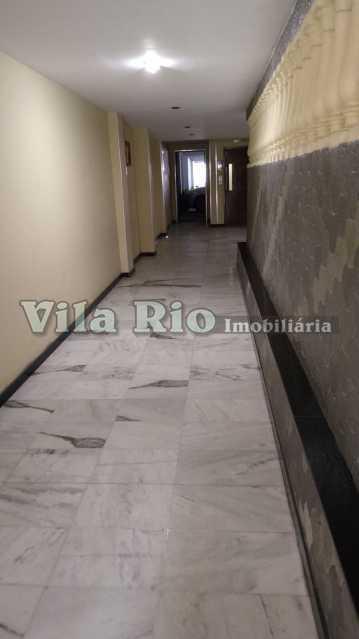 CIRCULAÇÃO EXTERNA. - Apartamento 2 quartos à venda Vista Alegre, Rio de Janeiro - R$ 340.000 - VAP20696 - 22