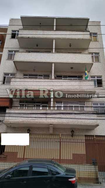 FACHADA. - Apartamento 2 quartos à venda Vista Alegre, Rio de Janeiro - R$ 340.000 - VAP20696 - 26