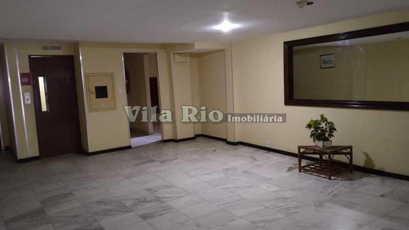 HALL. - Apartamento 2 quartos à venda Vista Alegre, Rio de Janeiro - R$ 340.000 - VAP20696 - 24