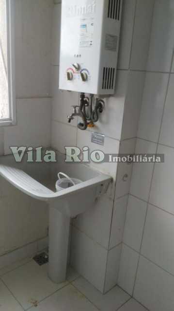 ÁREA - Apartamento 2 quartos para venda e aluguel Parada de Lucas, Rio de Janeiro - R$ 140.000 - VAP20699 - 11