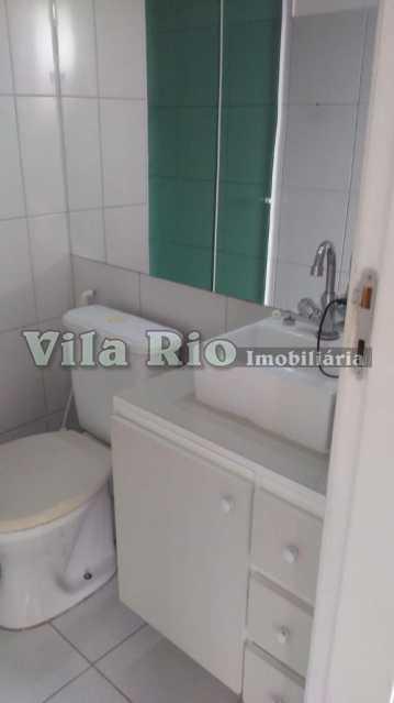 BANHEIRO - Apartamento 2 quartos para venda e aluguel Parada de Lucas, Rio de Janeiro - R$ 140.000 - VAP20699 - 8