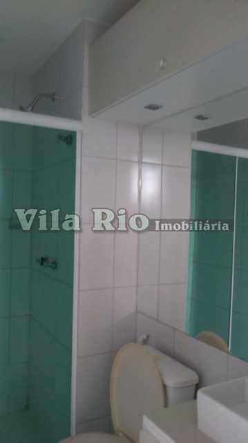 BANHEIRO1 - Apartamento 2 quartos para venda e aluguel Parada de Lucas, Rio de Janeiro - R$ 140.000 - VAP20699 - 7