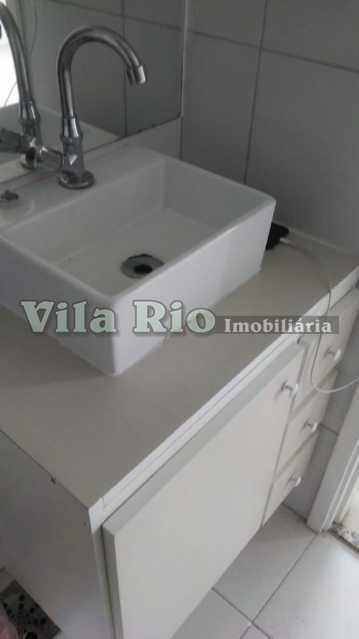 BANHEIRO2 - Apartamento 2 quartos para venda e aluguel Parada de Lucas, Rio de Janeiro - R$ 140.000 - VAP20699 - 6