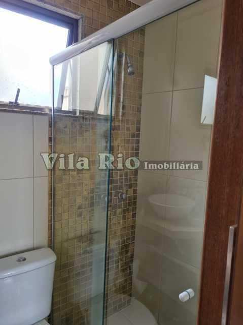 BANHEIRO - Cobertura 3 quartos à venda Vila da Penha, Rio de Janeiro - R$ 699.000 - VCO30019 - 19