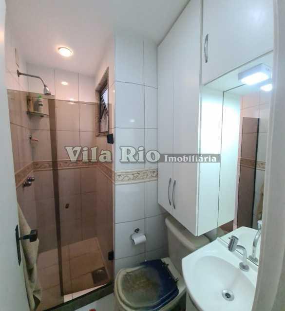 BANHEIRO1 - Cobertura 3 quartos à venda Vila da Penha, Rio de Janeiro - R$ 699.000 - VCO30019 - 20