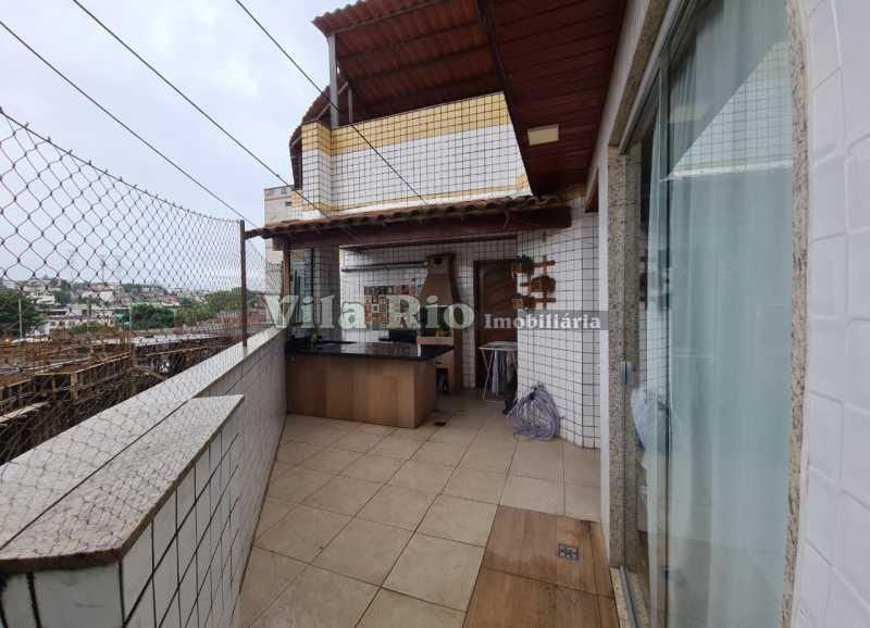 CHURRASQUEIRA1.1 - Cobertura 3 quartos à venda Vila da Penha, Rio de Janeiro - R$ 699.000 - VCO30019 - 4