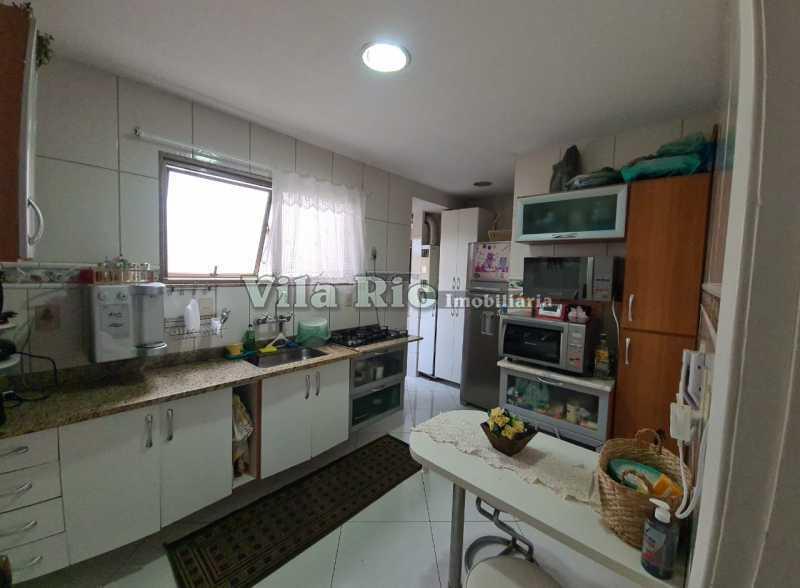 COZINHA - Cobertura 3 quartos à venda Vila da Penha, Rio de Janeiro - R$ 699.000 - VCO30019 - 23