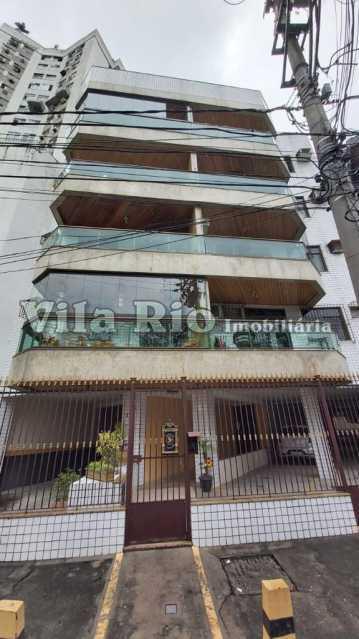 FACHADA - Cobertura 3 quartos à venda Vila da Penha, Rio de Janeiro - R$ 699.000 - VCO30019 - 28