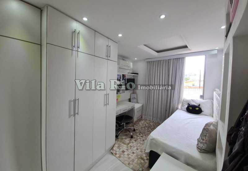 QUARTO1.1 - Cobertura 3 quartos à venda Vila da Penha, Rio de Janeiro - R$ 699.000 - VCO30019 - 8