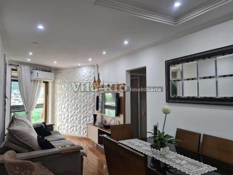 SALA1.1 - Cobertura 3 quartos à venda Vila da Penha, Rio de Janeiro - R$ 699.000 - VCO30019 - 1