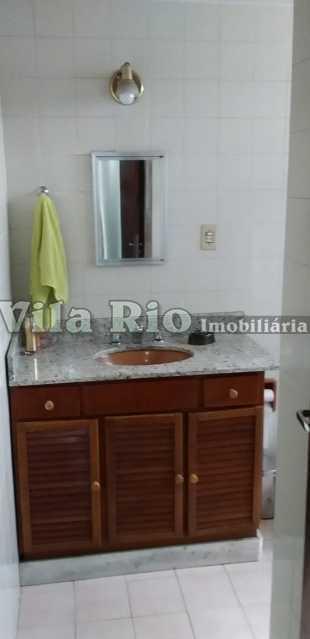 BANHEIRO - Apartamento 2 quartos à venda Vaz Lobo, Rio de Janeiro - R$ 255.000 - VAP20702 - 15